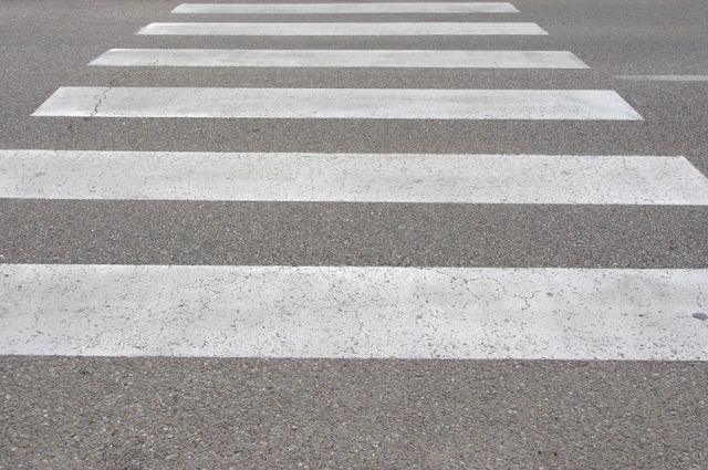 На улице Труда в Ижевске появится новый пешеходный переход