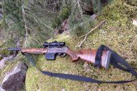 Как утверждает охотник и владелец убитых животных Ярослав Баронников, его собак расстрелял владелец охотхозяйства Виктор Усенко.