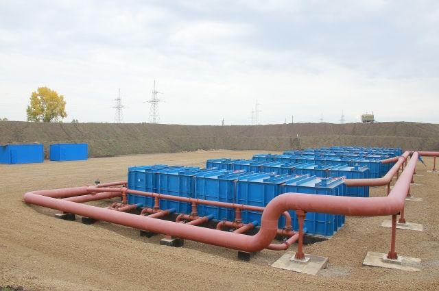 Предприятие ведет добычу на «Егозово-Красноярском» угольном месторождении.