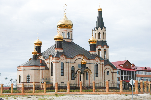 В Тарко-Сале при Свято-Никольском храме построят воскресную школу
