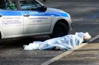 Мужчина погиб на месте ДТП.