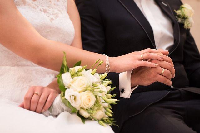 Свадебный бум зарегистрировали в Перми 19 сентября