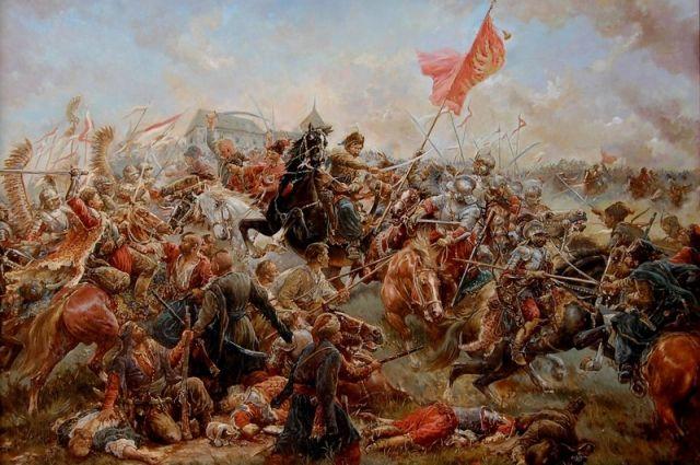 «Перина, латынь и ребенок»: яркая победа Хмельницкого в битве под Пилявцами