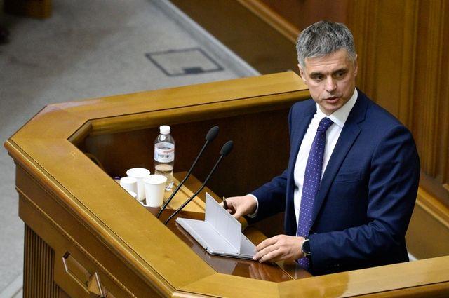 Глава МИД Украины: давления на Зеленского со стороны Трампа не было