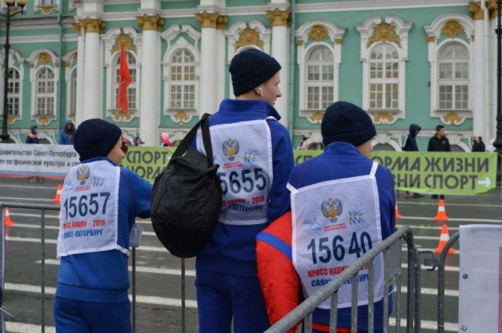 Участниками марафона могли стать как взрослые, так и дети.
