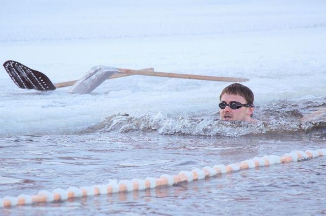 В Тюмени откроют первый крытый бассейн для зимнего плавания