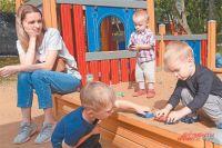 Если увас есть предложения пооформлению детских площадок идворов, обращайтесь вуправу.