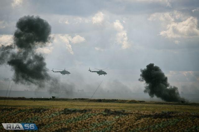 Минобороны прокомментировало информацию о разбившихся на Донгузе боевых машин десанта.