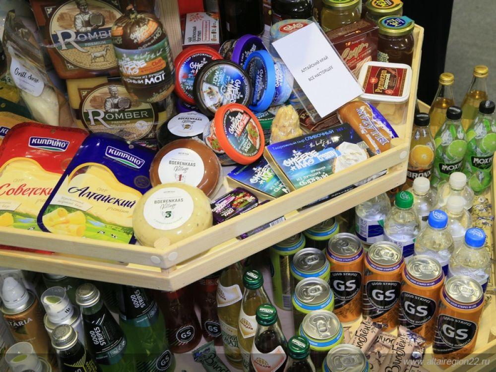 «Всё настоящее» из Алтайского края было высоко оценено участниками и гостями международного форума потребительской кооперации «Хлеб, ты-мир»