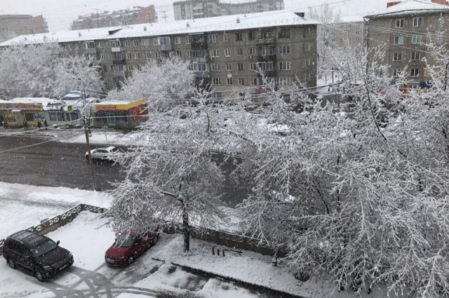 Снегопады ожидаются в Пермском крае уже на этой неделе.