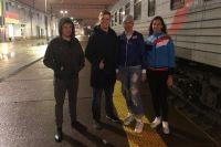 Тюменскую парашютистку отправили на «Кубок Российской ассоциации Героев»