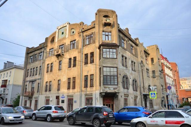 Памятник модернистской архитектуры Омска начала ХХ века наконец-то приведут в порядок.