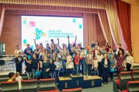 В Тюмени прошел IV областной Семейный Чемпионат по собиранию пазлов