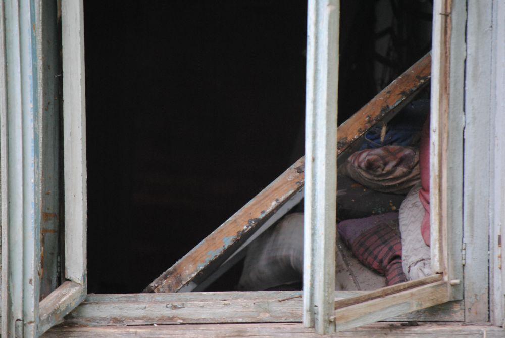 В аксаково много брошенных домов: молодежь уезжает на заработки в города.