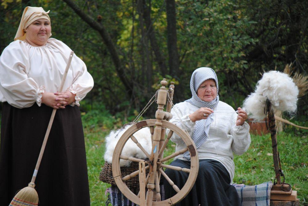 Работники сельских домов культуры любят этот праздник: есть что показать, есть, на что посмотреть.