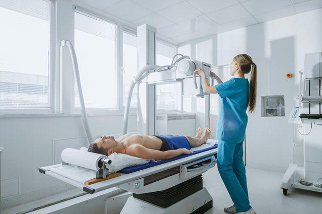 Радионуклидом по раку. Чем лечить мужские опухоли?