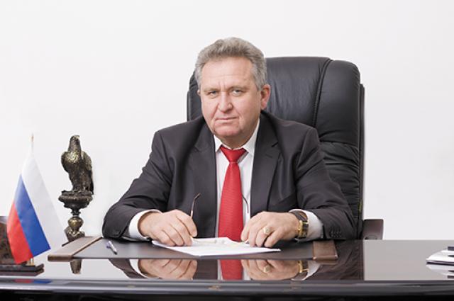 К.П.Костюченко освобожден от занимаемой должности министра природных ресурсов Оренбуржья.