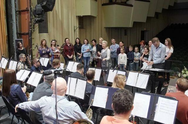 Репетиции концертов и спектаклей тоже интересны зрителям.