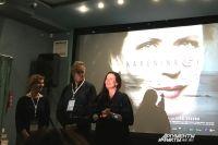Пермяки 40 минут задавали вопросы актрисе и режиссёру.