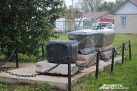 Могильные плиты брата, отца и матери писателя С.Т.Аксакова спустя полтора века возвращены на место семейного склепа.
