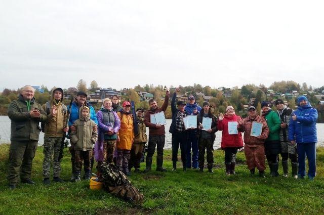 В первом чемпионате приняли участие более 20 рыбаков из Перми, Краснокамска, Добрянки, Ильинского