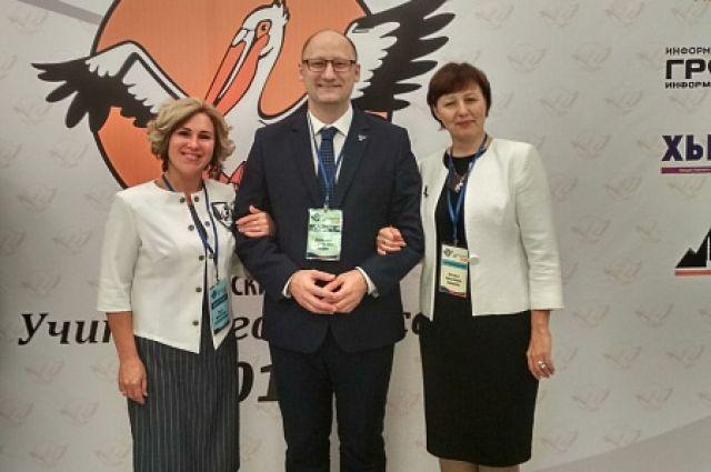 Республику на федеральном уровне представляет победитель регионального этапа Ольга Сковородникова.