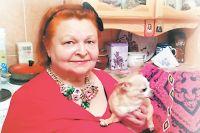 Алевтина Галактионова переехала из комнаты в отдельную квартиру в социальном доме.
