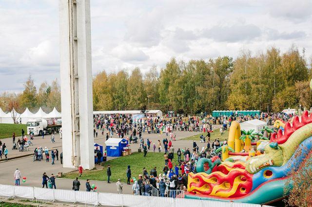 На фестиваль пришло порядка восьми тысяч кировчан и гостей города