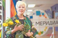Сегодня вколлективе, который Ульянова возглавляет 32 года, поют 100 ветеранов.