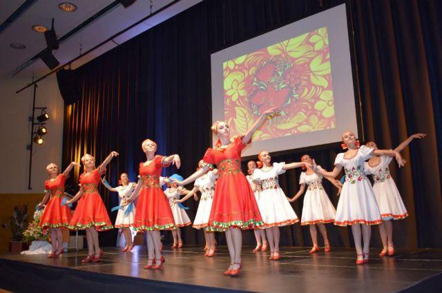 На празднике в Зуле выступил калужский творческий коллектив «Образ»