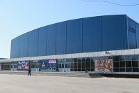Обновленный Дворец спорта в Барнауле