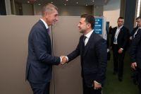 Мощная поддержка: Зеленский встретился с премьер-министром Чехии