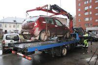 Не платишь – могут забрать личный транспорт. Всего с начала года под арест уже попало больше 100 автомобилей.