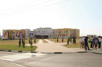 Переход у начальной школы в Таврово-2 никак не оборудован.