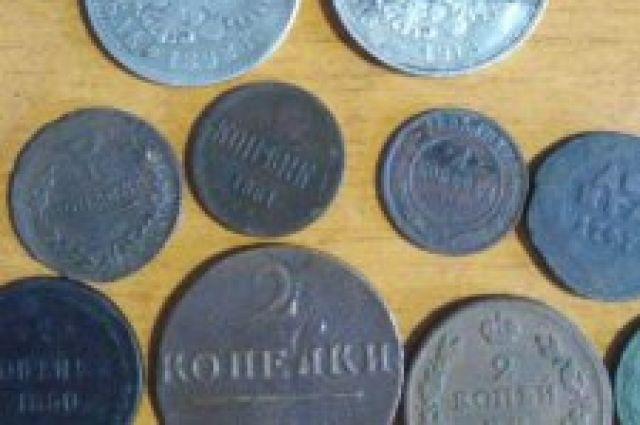 Гражданин России пытался незаконно вывезти монеты за пределы Украины