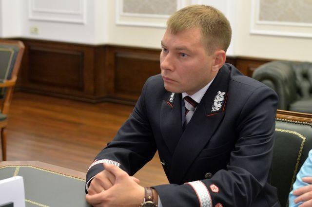 Омское Управление ЗСЖД возглавил Евгений Ашмяга из Кузбасса