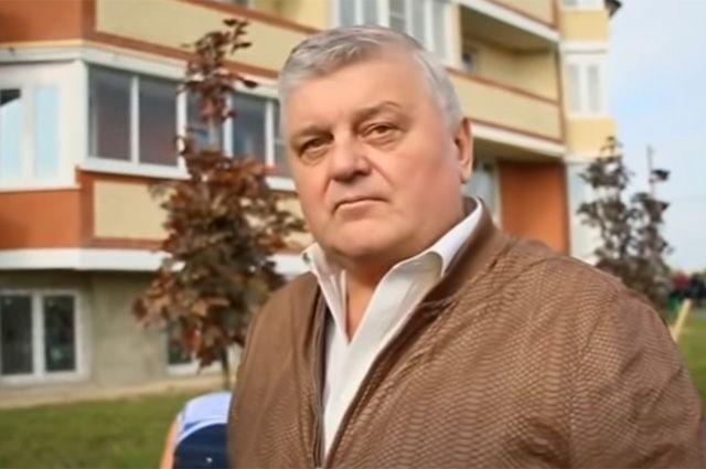 Александр Постригань.