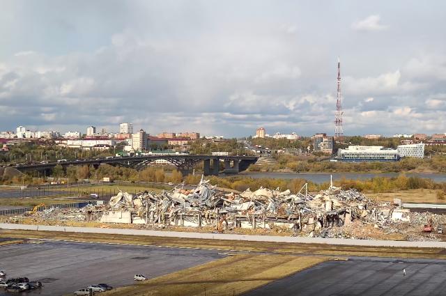 ХК «Авангард» запустил сайт новой «Арены-Омск»