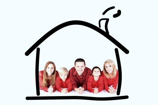 Помощью  государства при покупке жилья в кредит могут воспользоваться семьи, где родится второй, третий или следующий ребёнок.