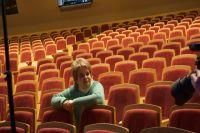 Любовь Березина в театре.