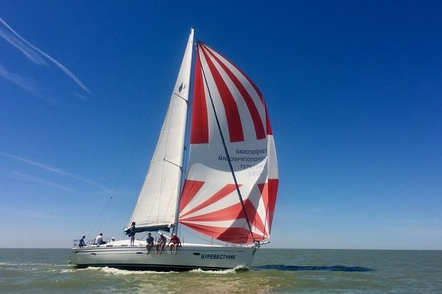 Своя яхта - это определенный образ жизни и целая философия.