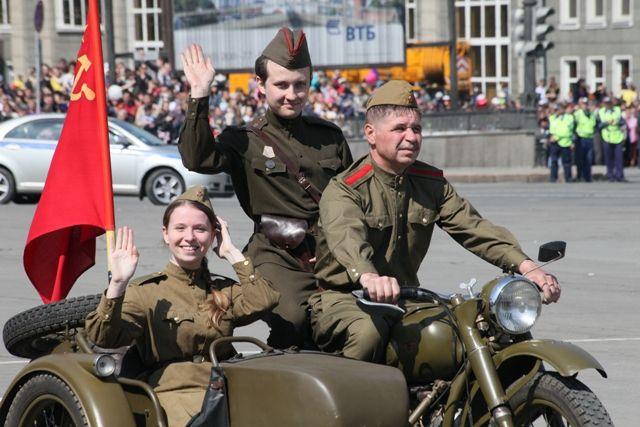 На параде в честь 75-летия Победы мы увидим больше боевой техники, как современной, так и антикварной.