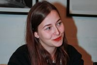 Режиссёр Олеся Епишина представила на фестивале свою документальный фильм «Лимита».
