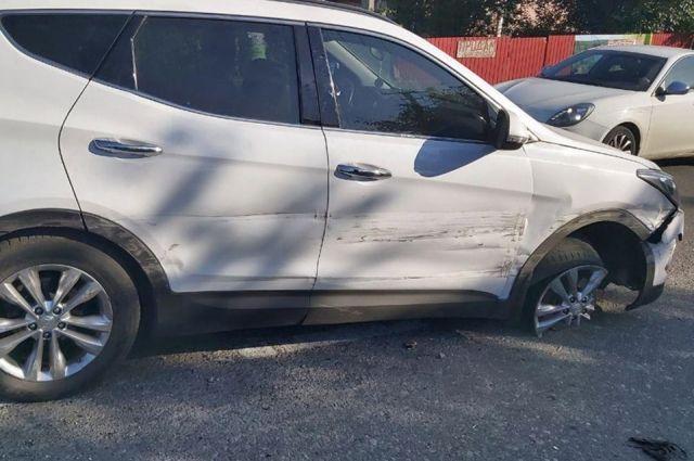 Пьяный водитель украл ребенка, вез человека в багажнике и устроил ДТП