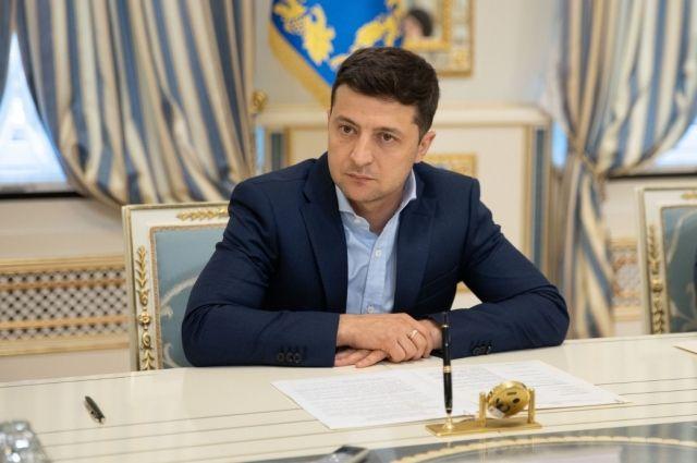 Зеленский прокомментировал разговор с Лавровым