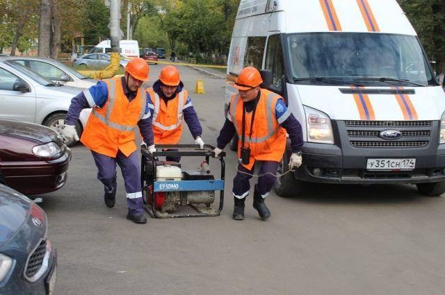 При ликвидации условного ЧП газовики отработали развёртывание оборудования и взаимодействие с другими экстренными службами.