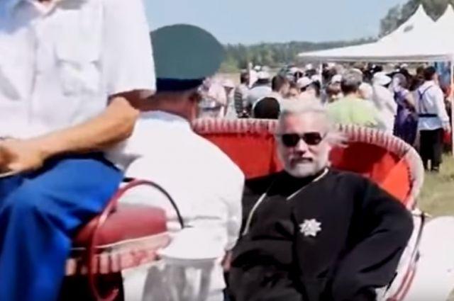 В Оренбуржье арестован священник Николай Стремский.
