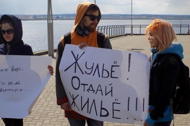 В Красноярском крае более 2 тыс. обманутых дольщиков.