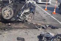 На тюменской трассе погиб водитель ВАЗ-21013, зацепивший обочину