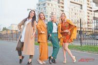 «Жить вЛомоносовском– это просто мечта. Район постоянно хорошеет иблагоустраивается»,– говорят солистки.
